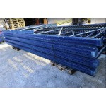 Rayonnage de stockage occasion 3000 mm