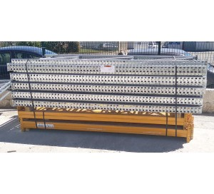 Lot de rayonnages occasion 3500